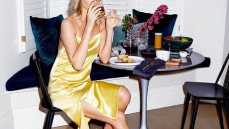 At Home With Poppy Delevingne